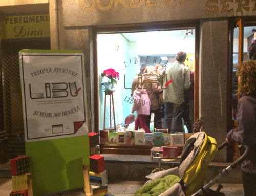 Libu, más que una librería, más que un proyecto