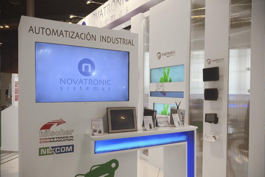 Stand Novatronic