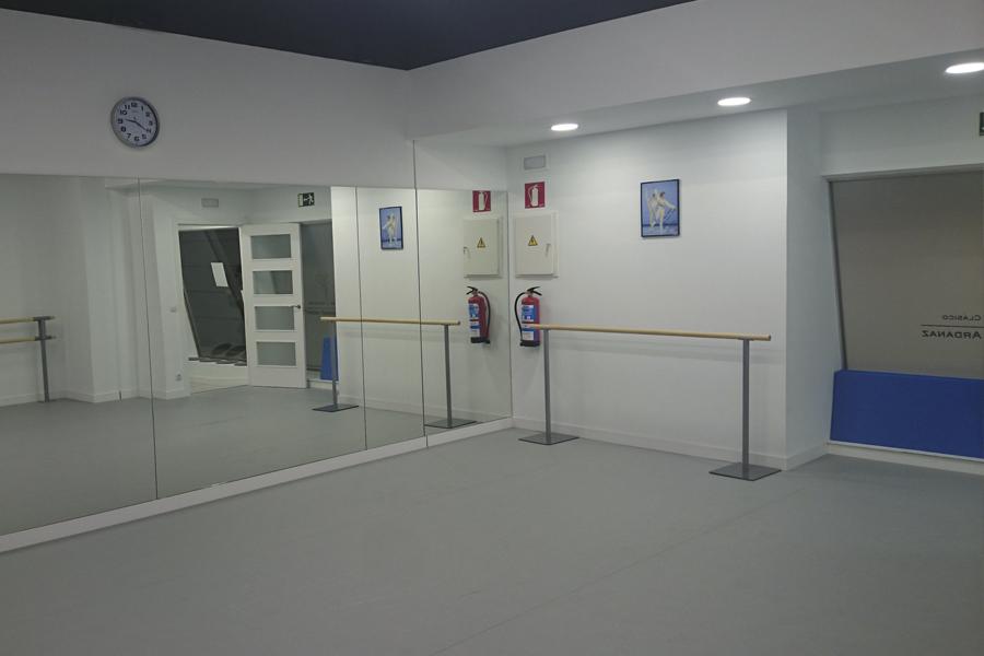 Escuela de Ballet en Indautxu