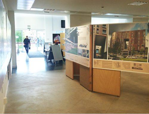 Exposición Diálogos. Arquitectura vizcaína del siglo XXI en la UPV-EHU