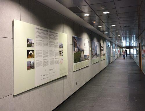 Ciudades invisibles en el edificio de Euskaltel