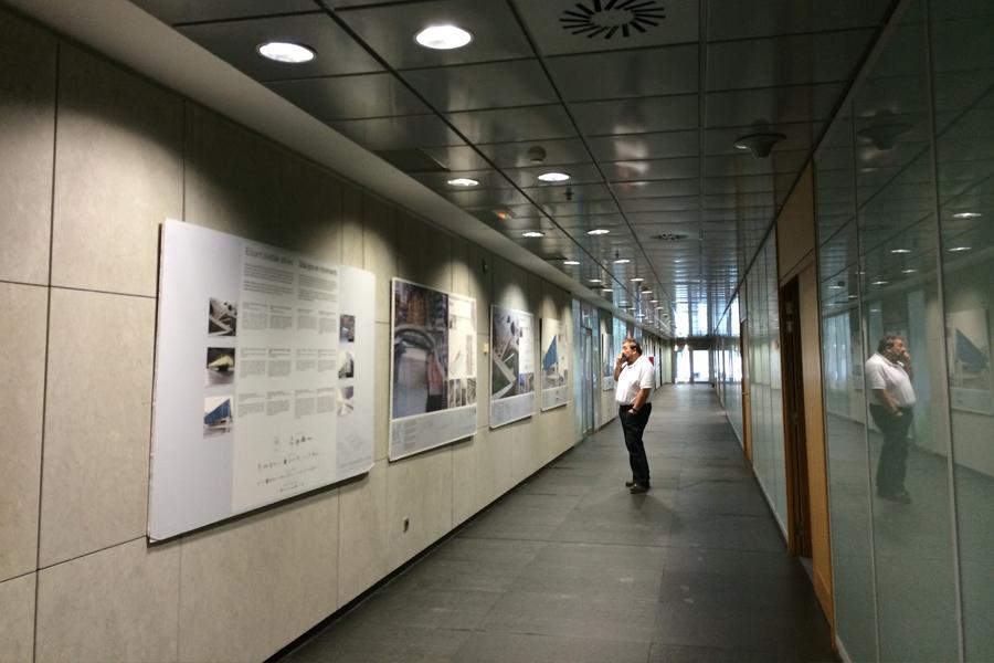 Diálgos. Arquitectura vizcaina del siglo XXI. Edifico sede de Euskaltel