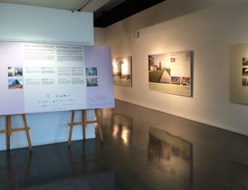 Exposición Diálogos. Arquitectura vizcaína del siglo XXI en Barakaldo