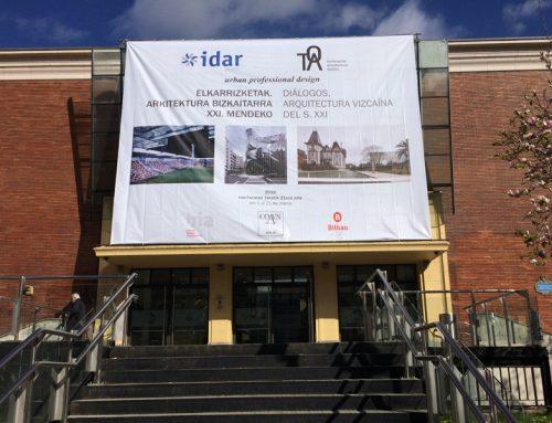 Exposición Diálogos. Arquitectura vizcaína del siglo XXI en el edificio del Ensanche